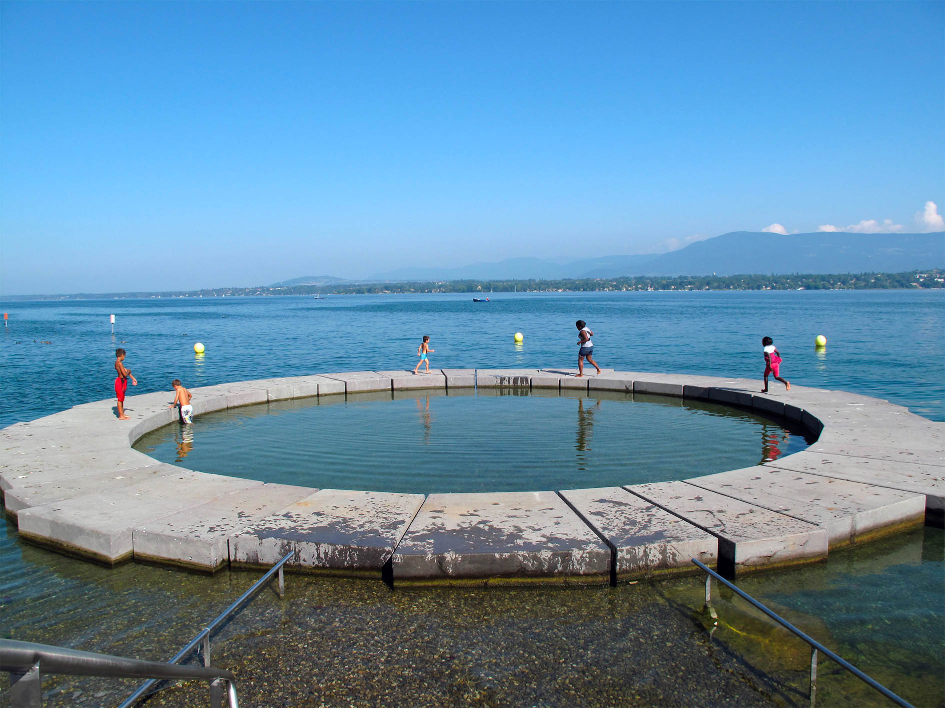 CERA anneau béton port Gitana