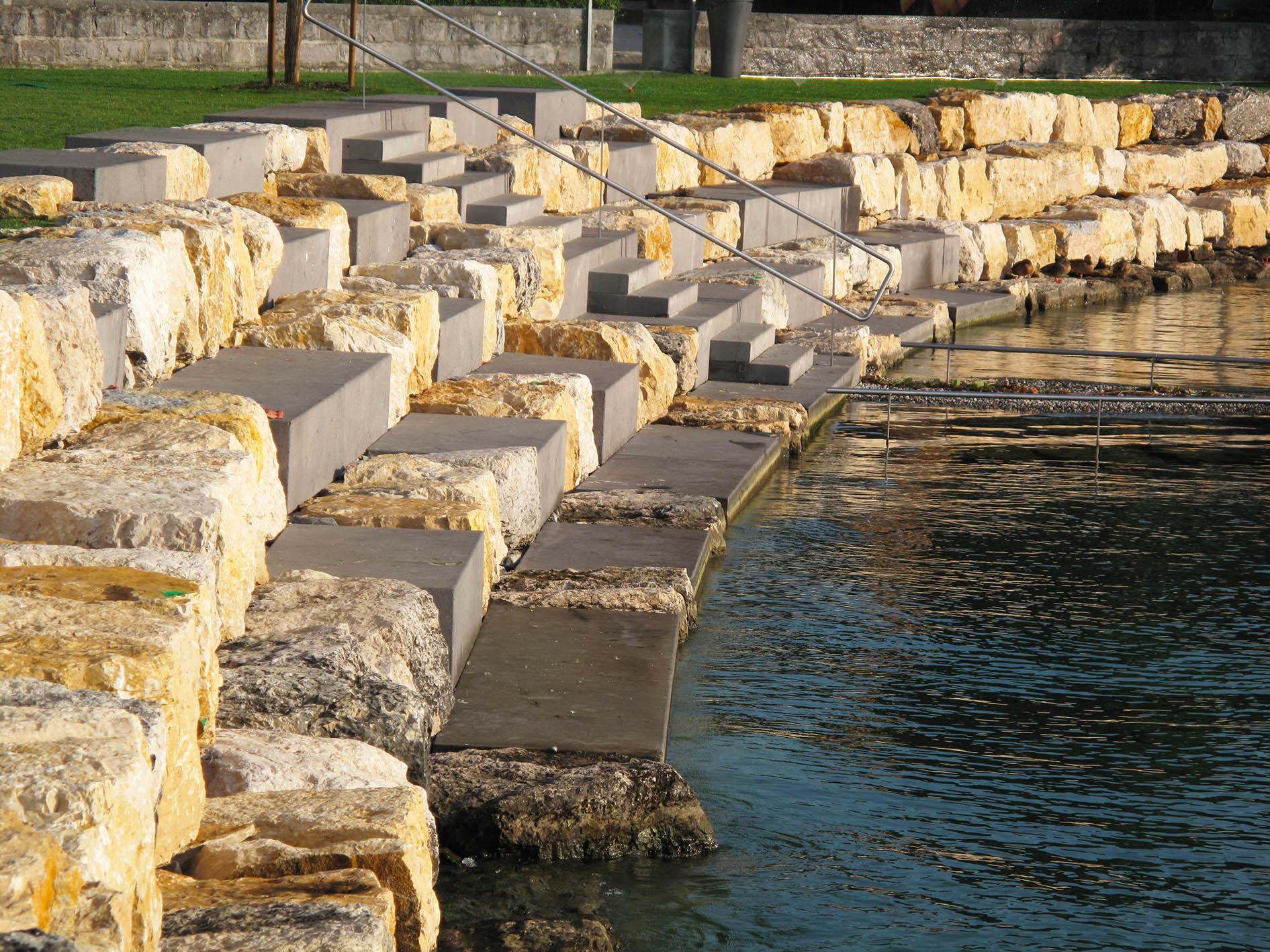 CERA escaliers port Gitana